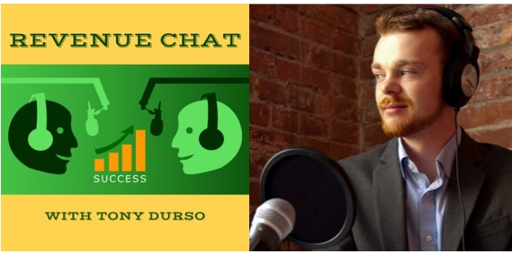 Arne Giske on Revenue Chat with Tony DUrso