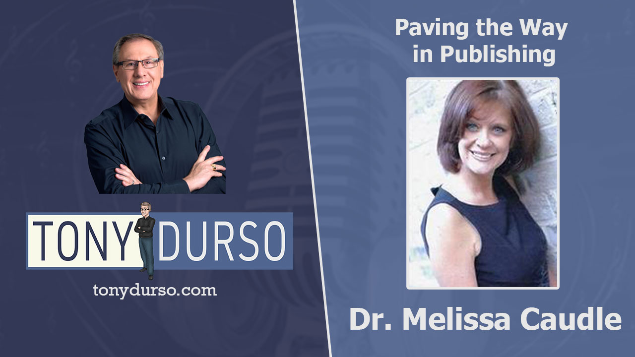 Paving the Way in Publishing with Dr. Melissa Caudle